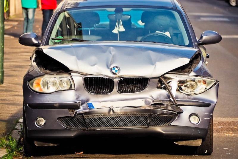 Wypadek samochodowy - zgłoszenie szkody