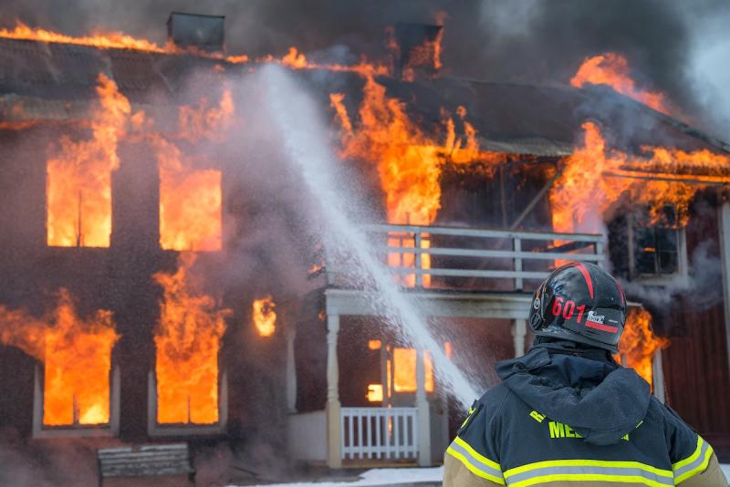Ubezpieczenie mieszkania od pożaru