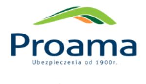 Logotyp Proama
