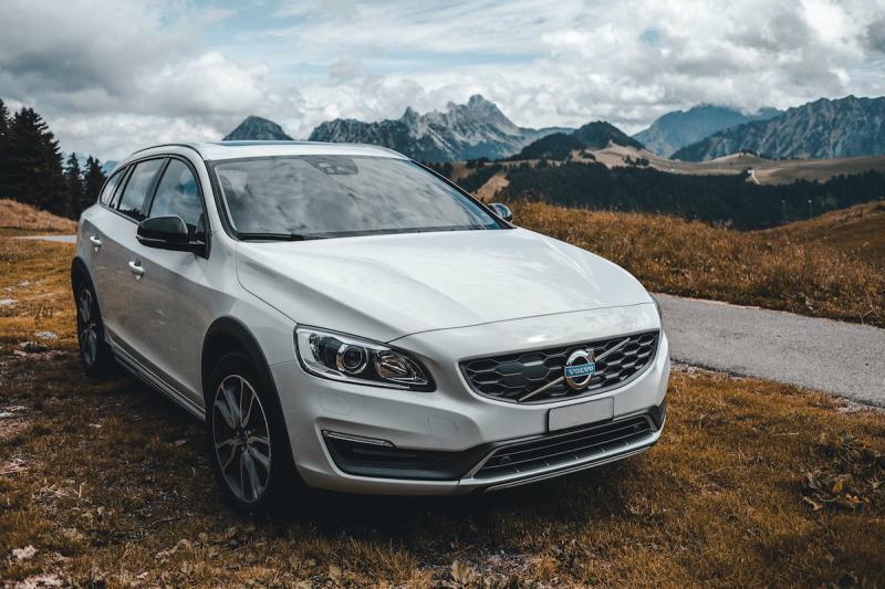 Samochód Volvo