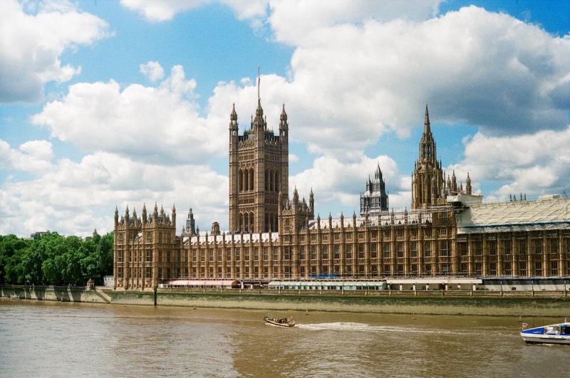 Zwiedzanie Londynu