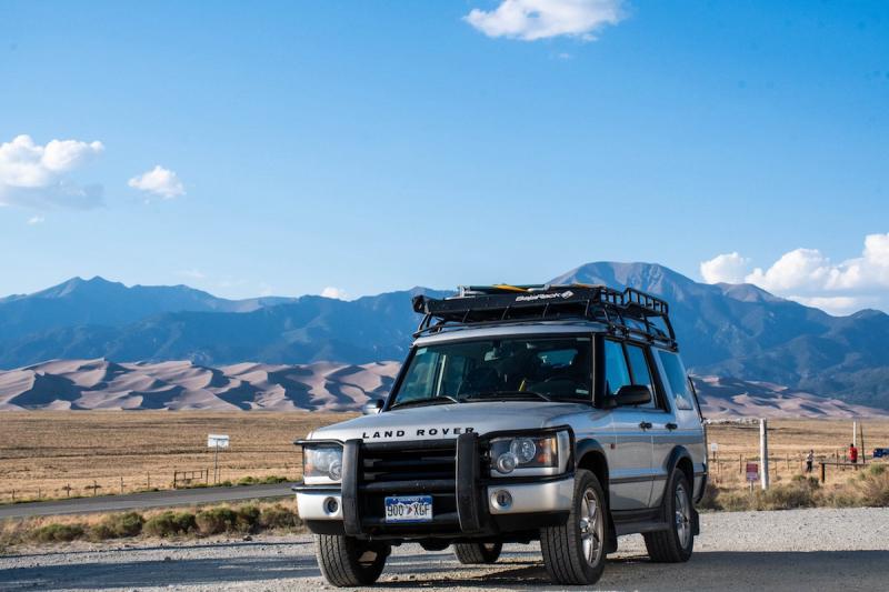Ubezpieczenie OC Land Rover