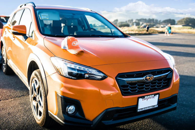 Subaru ubezpieczenie OC