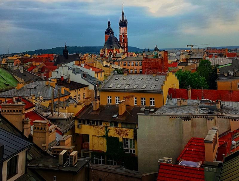 Cena OC Kraków
