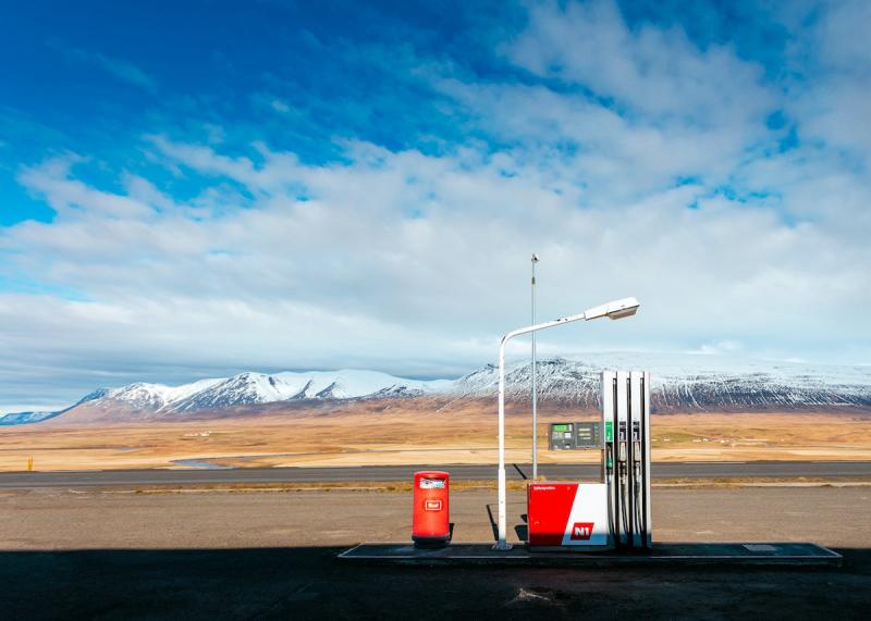 Paliwo i stacja benzynowa