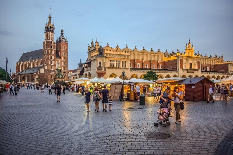 Kraków - cena OC
