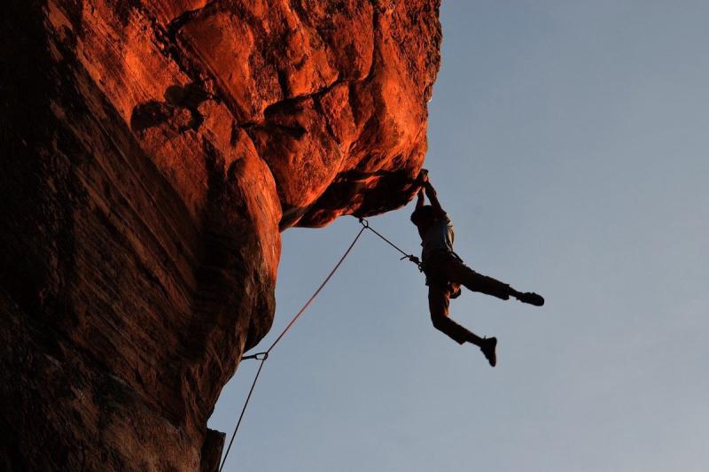 Wspinaczka - sport ekstremalny