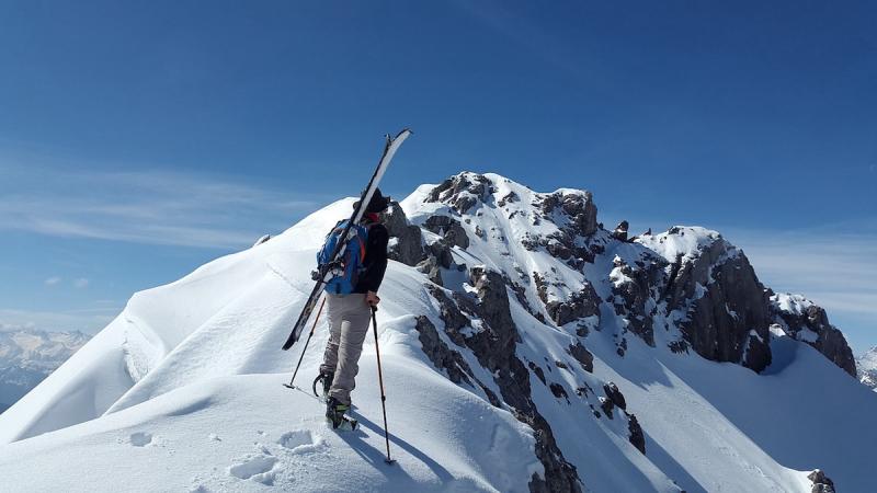 Narciarstwo w górach