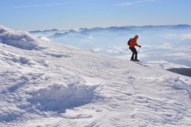 Narciarstwo Alpy