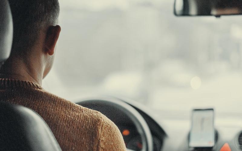 Kierowca auta