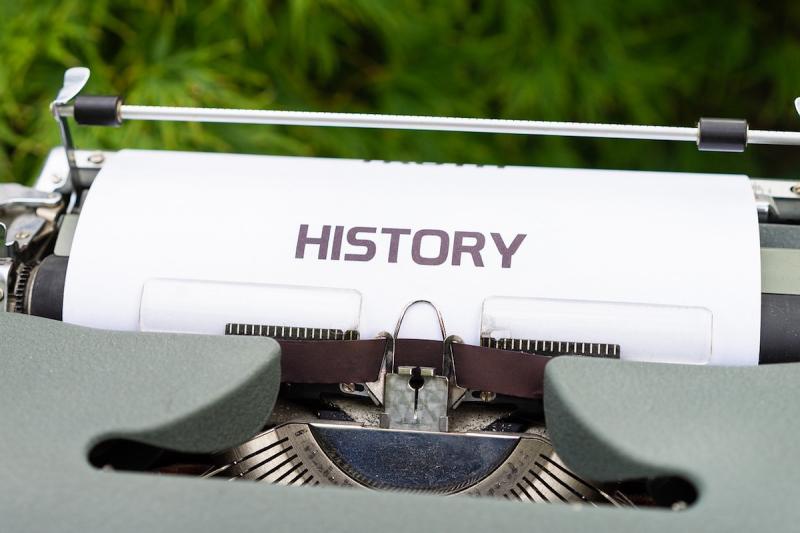Historia ubezpieczeń