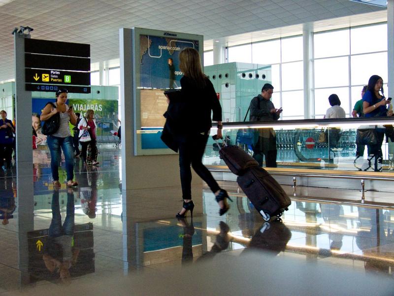 Bagaż lotniczy