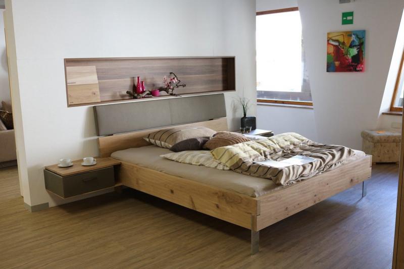 Sypialnia w mieszkaniu