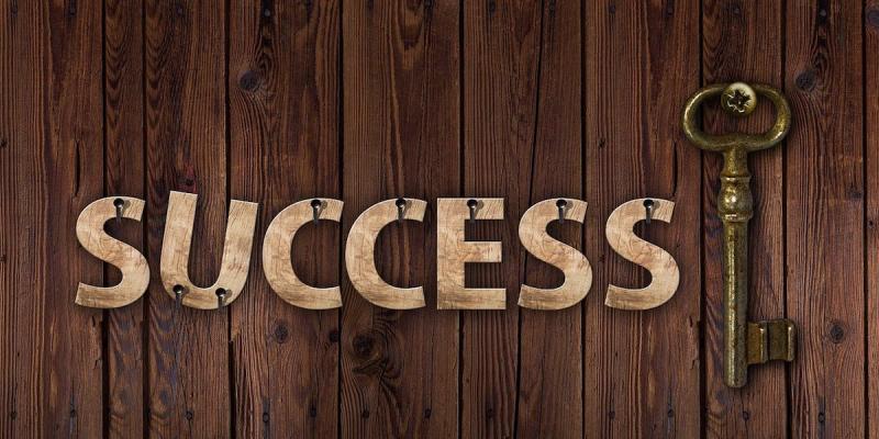 Sukces finansowy firmy