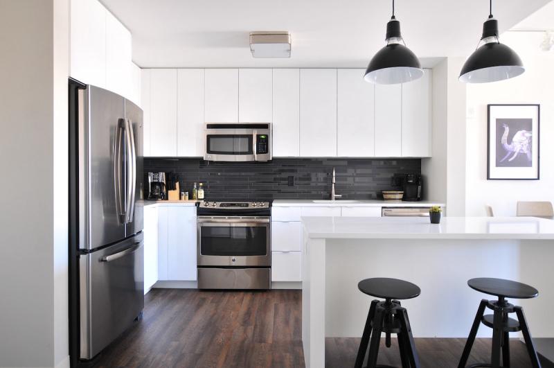 Ubezpieczenie mieszkania - kuchnia