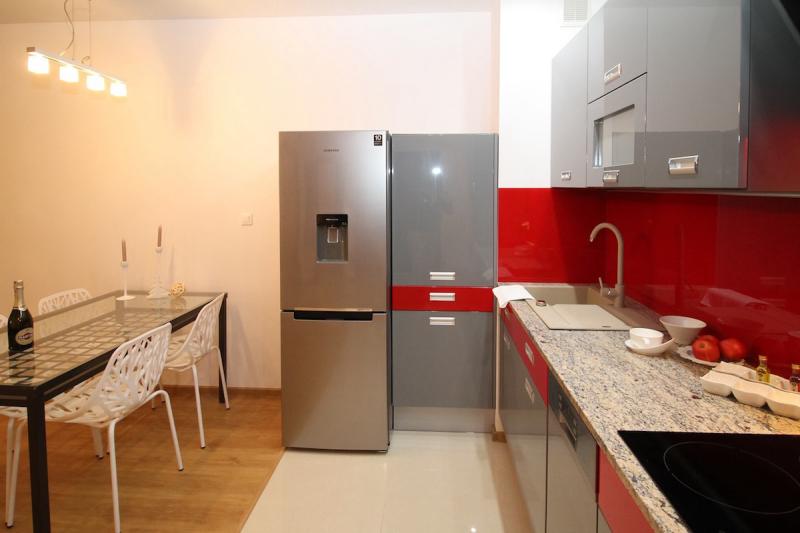 Ubezpieczenie mieszkania - aneks kuchenny