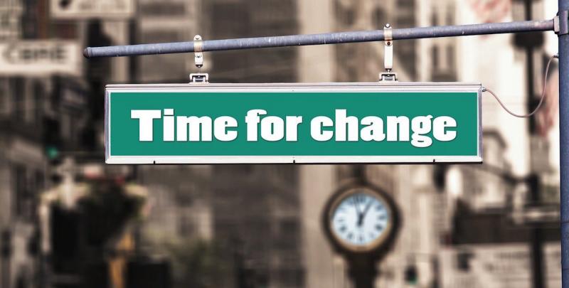 Czas na zmianę