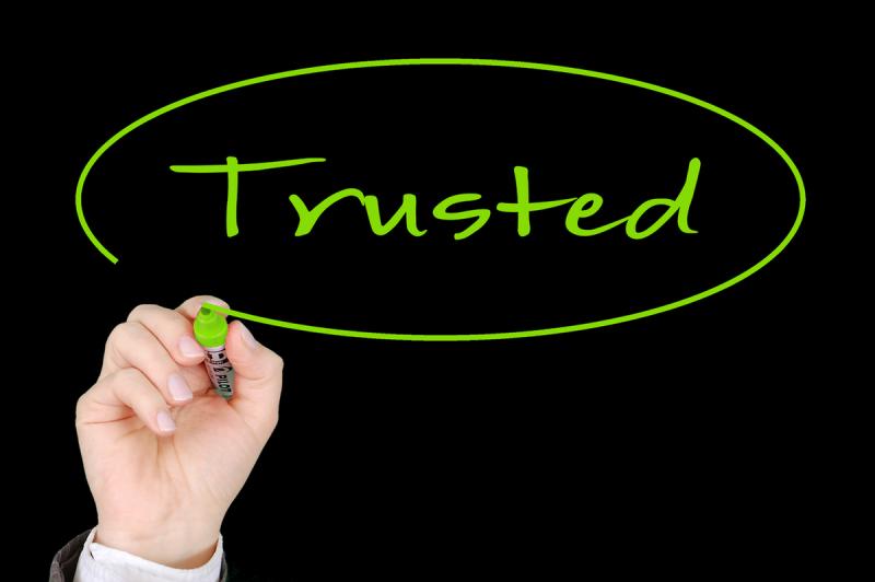Marka zaufanie