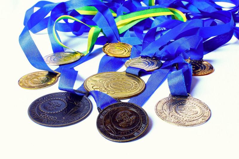 Medale - nagroda