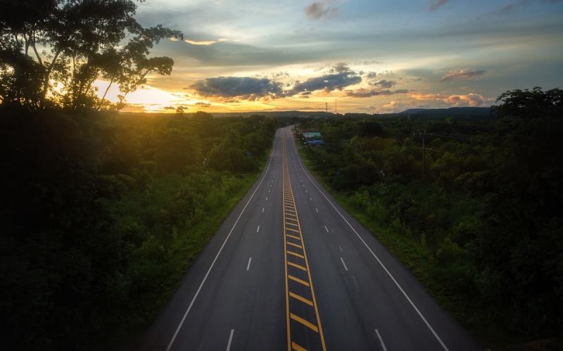 Droga dla samochodów