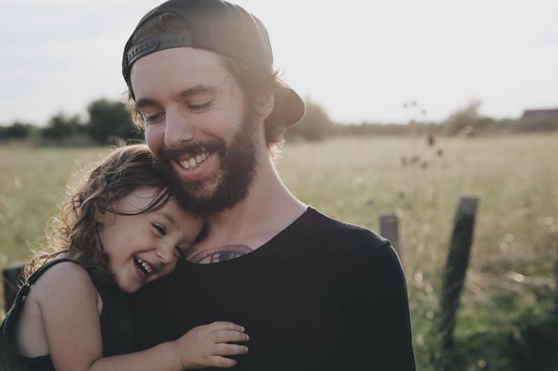 Tato i córka