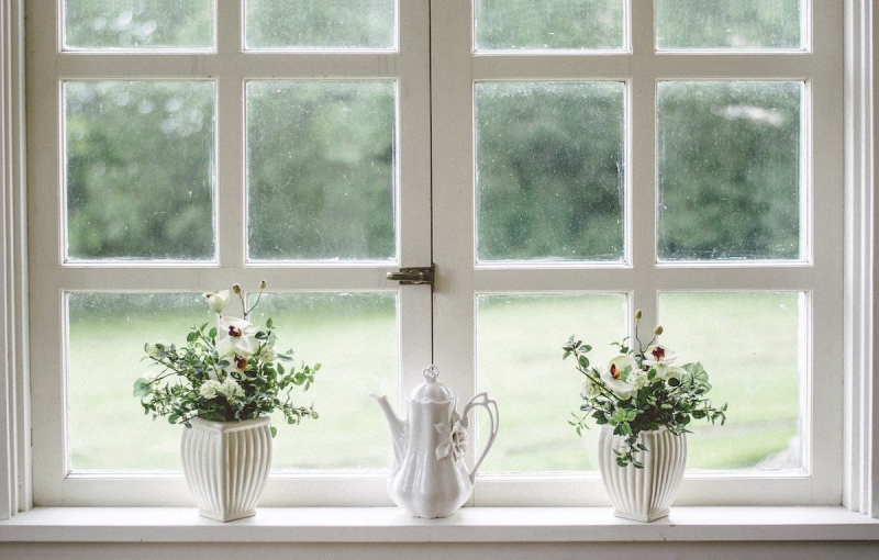 Okna w domu