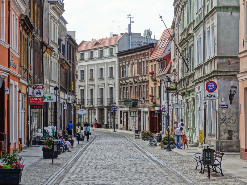 Ubezpieczenie OC w Bydgoszczy