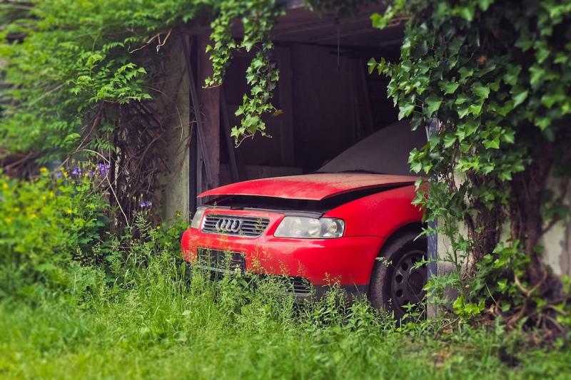 Nieużywany samochód