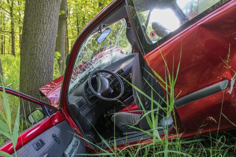 Po wypadku samochodowym przysługuje odszkodowanie z OC